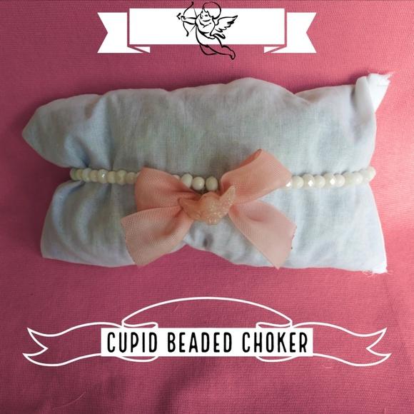 Jewelry - Cupid Beaded Choker
